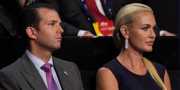 Donald Trump Jr. va divorcer après 12 ans de mariage.