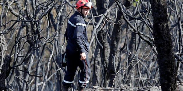 """Incendies dans le sud-est: un homme mis en examen pour """"incendie involontaire"""""""