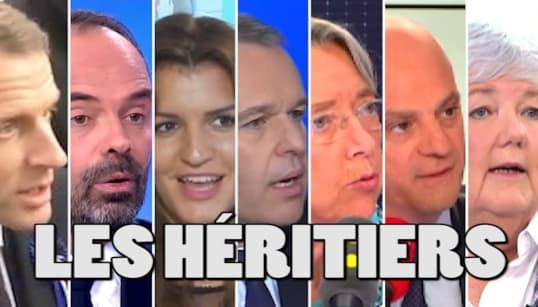 Macron et ses ministres font le coup de