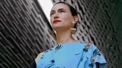 Frida Escobedo, la arquitecta mexicana que fue elegida como miembro internacional de una organización
