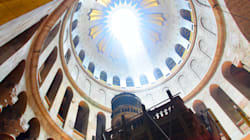 VIDEO: Se abre el Santo Sepulcro por primera vez en 500