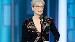 Meryl Streep Goes After Donald Trump In Powerful Golden Globes