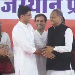 Rajasthan: Ashok Gehlot, Sachin Pilot Announce They Will Both Contest