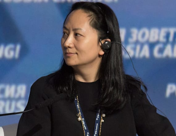 China demands release of high-profile executive