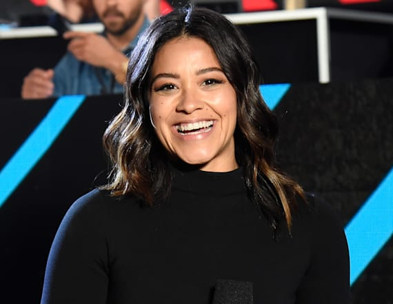 Gina Rodriguez on the last time she was starstruck