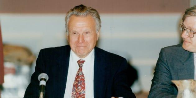 Allan MacEachen en 1986