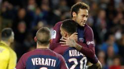 Le PSG surclasse Monaco et prend neuf points d'avance à la tête de la Ligue