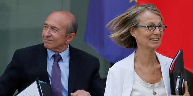 Le ministre de l'Intérieur Gérard Collomb et sa collègue à la Culture, Françoise Nyssen, ont signé un communiqué commun pour éviter que les coûts de sécurité ne plombent les comptes des festivals