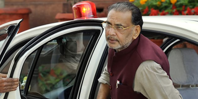 File photo of Radha Mohan Singh, Union Agriculture Minister.