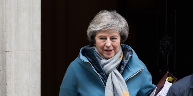 Brexit: le Parlement britannique inflige un nouveau camouflet à Theresa May.