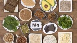 Estas são as comidas que contêm magnésio, o mineral que nos dá