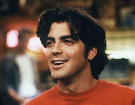 'Roseanne' star spills on George Clooney