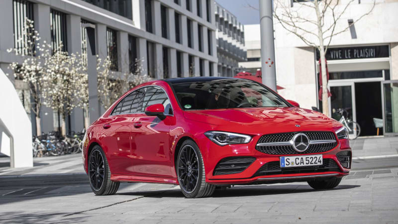 2020 Mercedes-Benz CLA 250 gets price hike, starts at ...