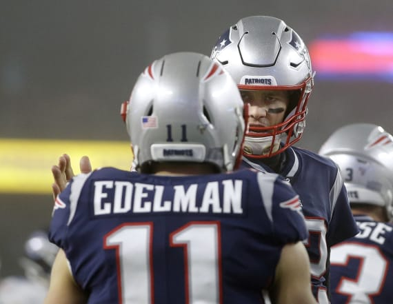 Brady responds to ex-teammate's post about Newton