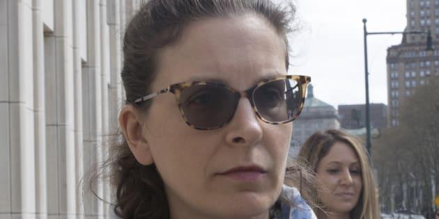 Seagram Heiress Clare Bronfman Pleads Guilty In NXIVM Sex Cult Case