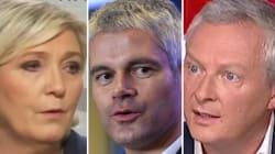 Le Maire dénonce les similarités de discours entre Wauquiez et Le Pen. Il a la mémoire
