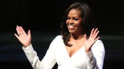 Michelle Obama supera a Hillary Clinton como la mujer más admirada de