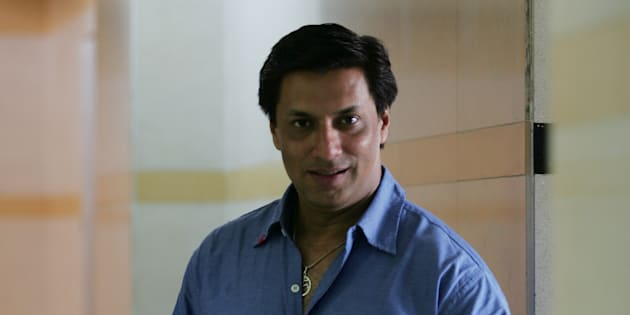MUMBAI, INDIA - APRIL 16, 2010: Indian film director, script writer, and producer  Madhur Bhandarkar poses for a profile shoot. (Photo by Sattish Bate/Hindustan Times via Getty Images)