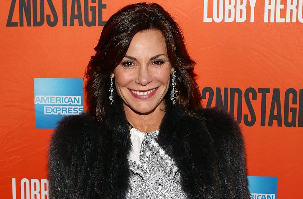 Rhony Star Luann De Lesseps Claims Russell Simmons Groped Her Aol