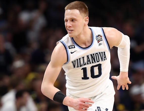 Title game hero DiVincenzo declares for NBA draft