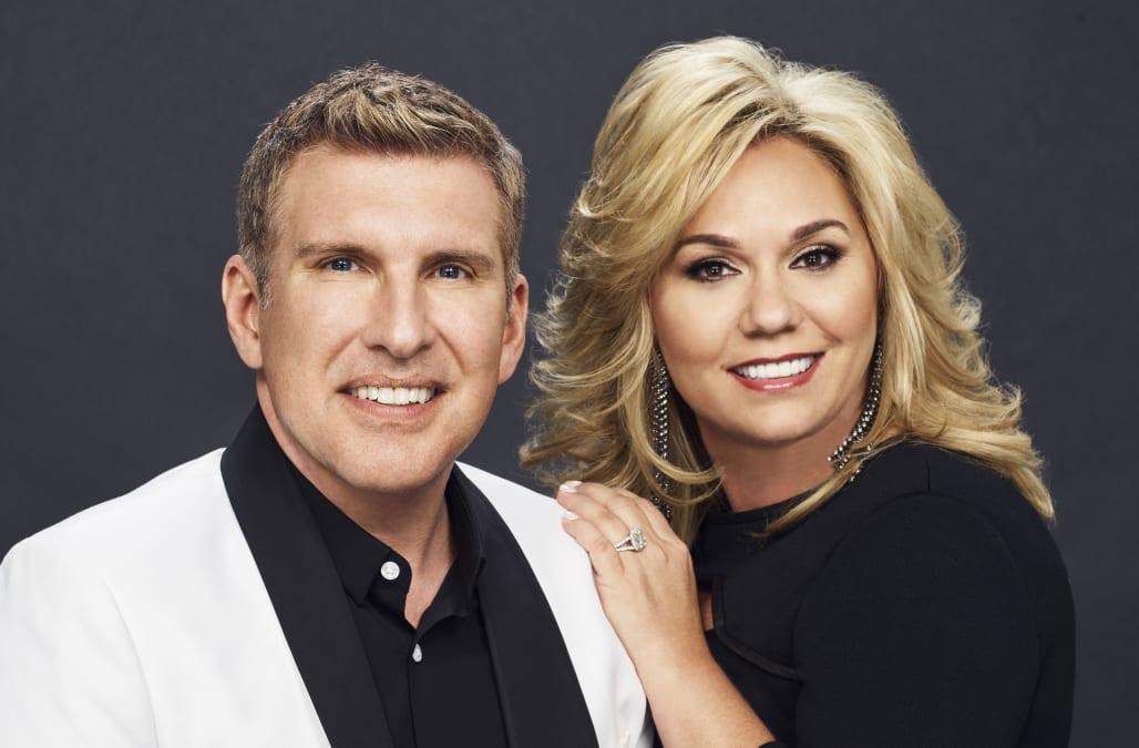 Chrisley Knows Best' stars try to sell Nashville mansion