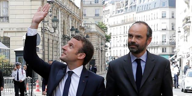 Avec le président Macron, le décès du 1er Ministre est acté