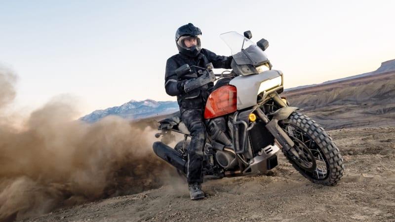 Представлен Harley-Davidson Pan America 1250
