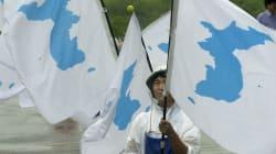 Les deux Corées défileront ensemble lors de la cérémonie d'ouverture des JO
