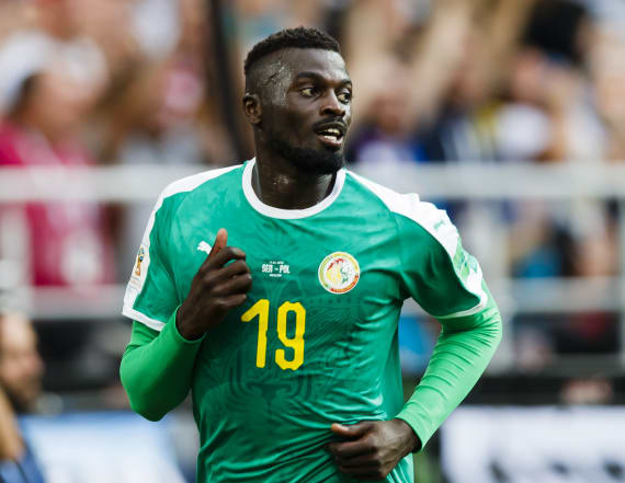 Senegal scores World Cup's most controversial goal