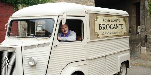 Prenez-vous pour Louis La Brocante avec le kit carrosserie de son mythique fourgon Citroën