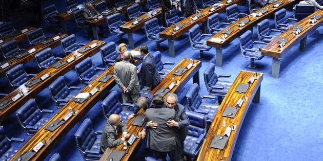 """""""Reformas de maior profundidade têm que ser feitas pelo próximo presidente"""", disse presidente do Senado, Eunício Oliveira (MDB-CE)."""