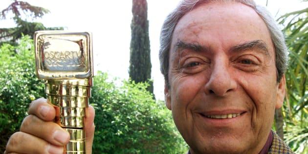 È morto Daniele Piombi, inventore degli Oscar della tv