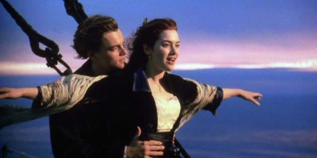 """Leonardo DiCaprio et Kate Winsletsont devenus inséparables depuis le tournage de """"Titanic""""."""