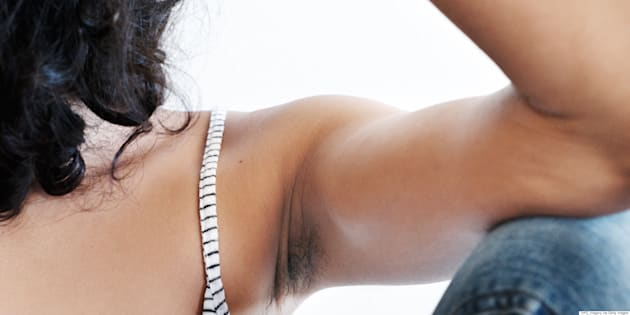 7 women who fearlessly flaunt their body hair