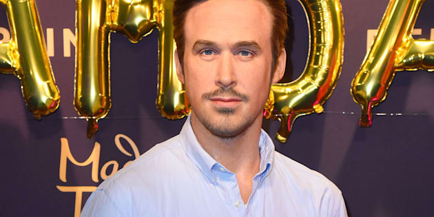 Ryan Gosling wax figure during the Ryan Gosling Wax Figure Unveiling At Madame Tussauds on January 23, 2017 in Berlin, Germany.