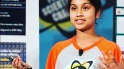 Con solo 13 años, Maanasa Mendu creó un dispositivo que genera energía a un costo de $5