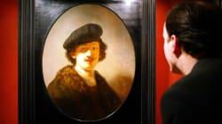 Rembrandt intime pour visiteur