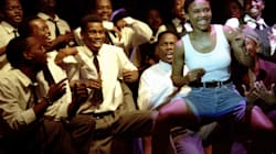 Sarafina Cast Down Tools Over