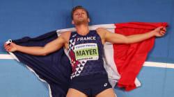 Kévin Mayer sacré champion du monde de