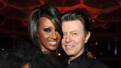 Iman Shares Rainbow Tribute To David Bowie On One-Year Anniversary Of His