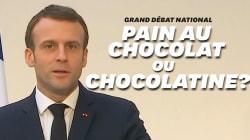 Pain au chocolat ou chocolatine? Ce sujet que Macron refuse de