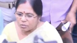 Manju Verma, Ex-Bihar Minister And Absconding Accused In Muzaffarpur Shelter Scandal,