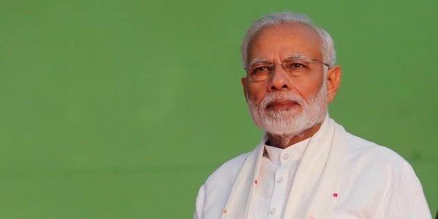 Prime Minister Narendra Modi in a file photo.