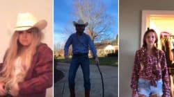 Grâce à ce challenge sur TikTok, le look cowboy est de