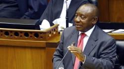Cyril Ramaphosa prend les rênes de l'Afrique du