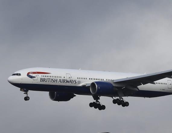 British Airways flight to Germany lands in Scotland