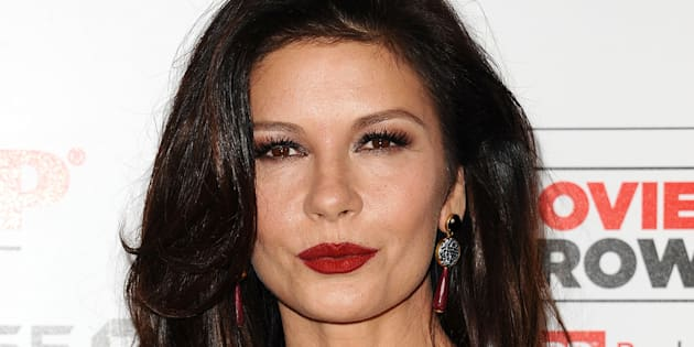 Catherine Zeta-Jones was 'pissed' with paps, so she posted a bikini pic