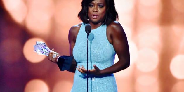 You have to hear Viola Davis' speech on self-confidence