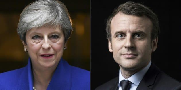 Voici pourquoi Theresa May ne pourra pas s'imposer ce soir face à Emmanuel Macron