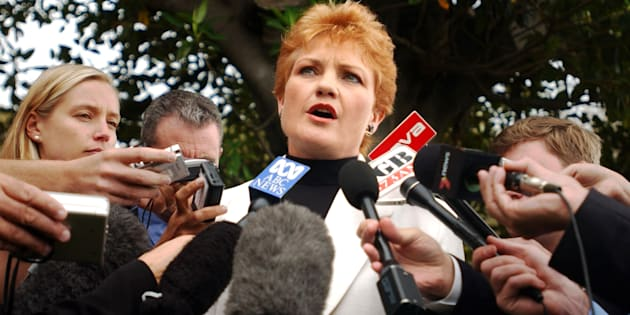 """Australia's political leaders should not be so quick to dismiss Hanson's rise to political relevancy."""